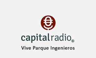 ENTREVISTA EN CAPITAL RADIO DE MARIAM MARTÍN