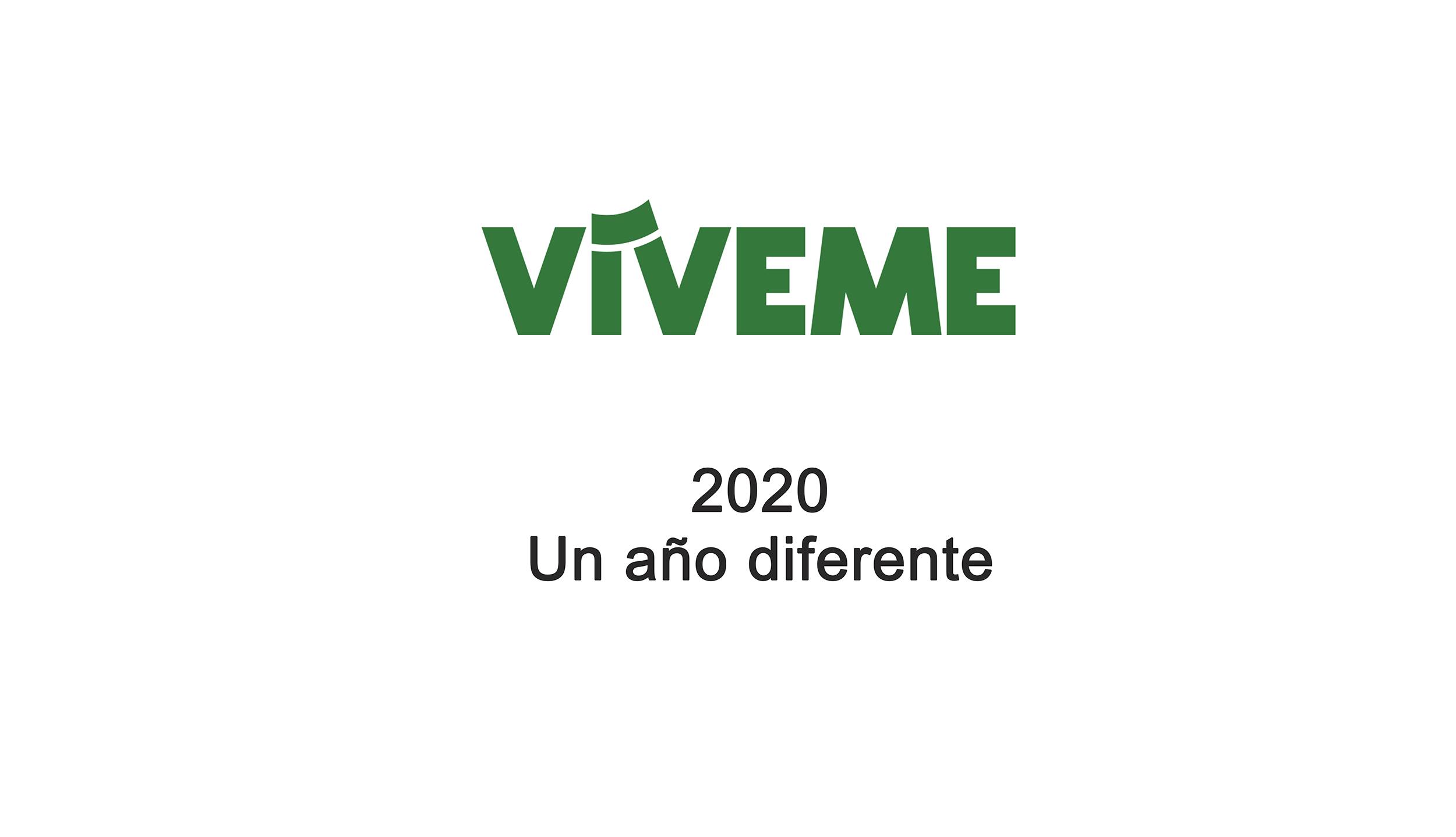 2020, UN AÑO DIFERENTE