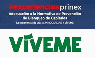 DIRECTOR FINANCIERO DE VIVEME FERNANDO RUIBAL EN EXPERIENCIAS PRINEX