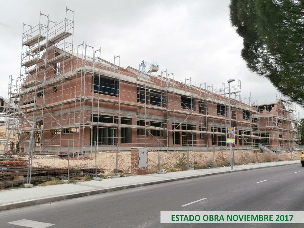 Madrid proyectos y construcci n for Obra nueva las rozas